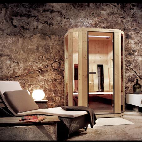 Sauna Basse Température : Une nouveauté EauFeeling sur la Foire de Grenoble