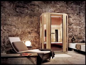 Sauna Basse Température PhysioTherm de Type Sauna Japonnais