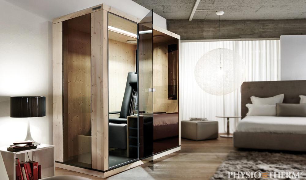Sauna infrarouge physiotherm
