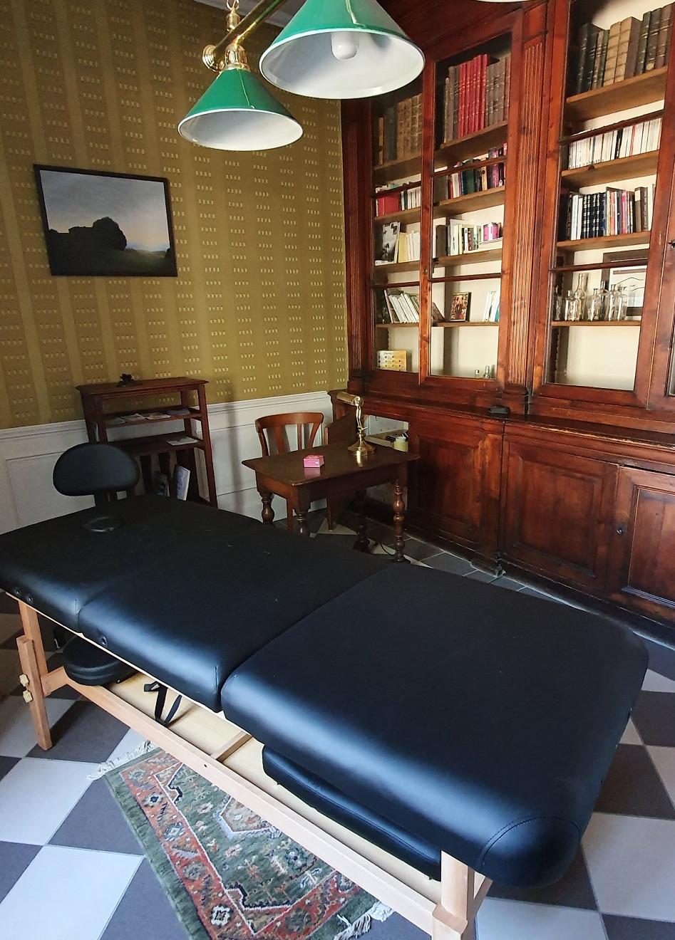 Massage VILLA RHONA sur la VIA RHONA