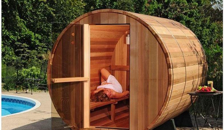 sauna 8 places exterieur ou interieur.JP