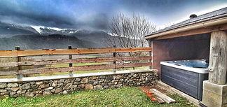 SPA SWEET pour 3 personnes en Rhône Alpes dans le département de l'Isère installé par EauFeeling