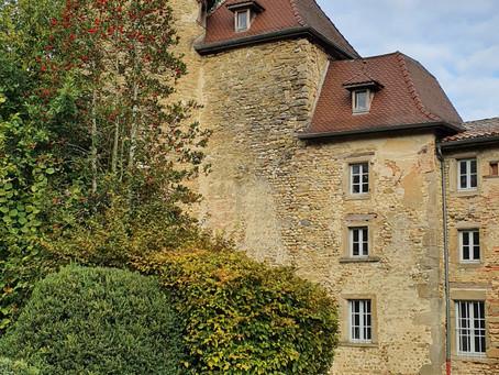 18/10/2020 Visite du Château de Vallin