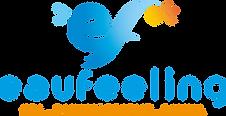 logo eaufeeling.com - spa sauna bain nor