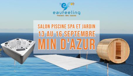 [Nice] Salon Piscine Spa et Jardin