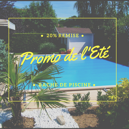 Baches de Piscines en promo sur eaufeeling.com