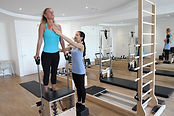 Bing Pilates Studio London Hammersmith Fulham Classes.