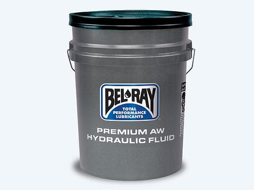 Bel Ray Premium Hydraulic Fluid 46 5 gal Pail