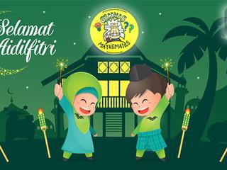 Bat Creations Wishes All Our Muslim Friends Selamat Hari Raya!