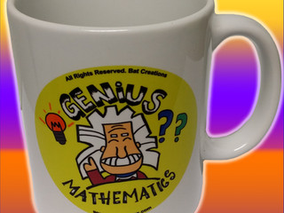 Genius Mathematics Mug