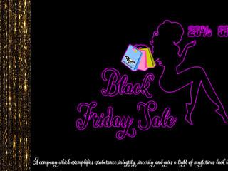 Black Friday Sale Till 24 November 2018