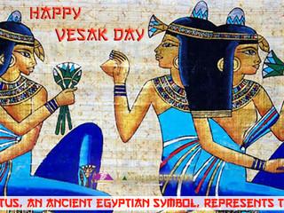 Sunny Vesak Day!