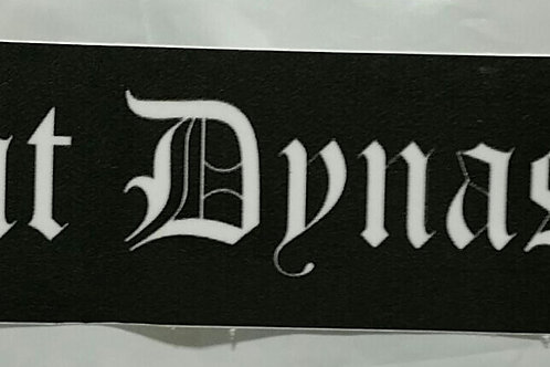 Bat Dynasty Stickers