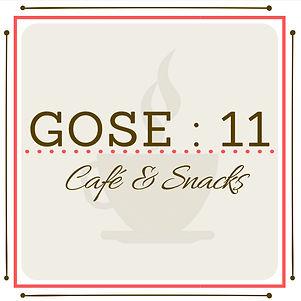 Gose: 11 Café & Snacks