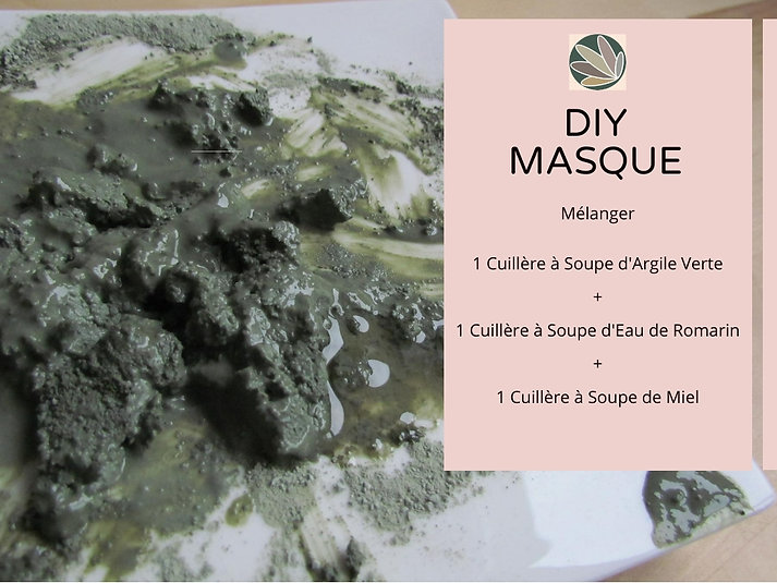 recette masque