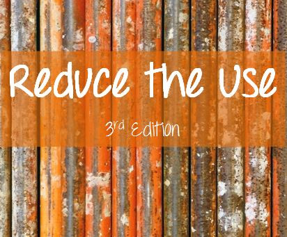 Reduce the use - 3rd Edition