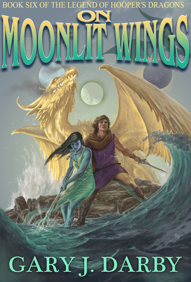Read On Moonlit Wings today!
