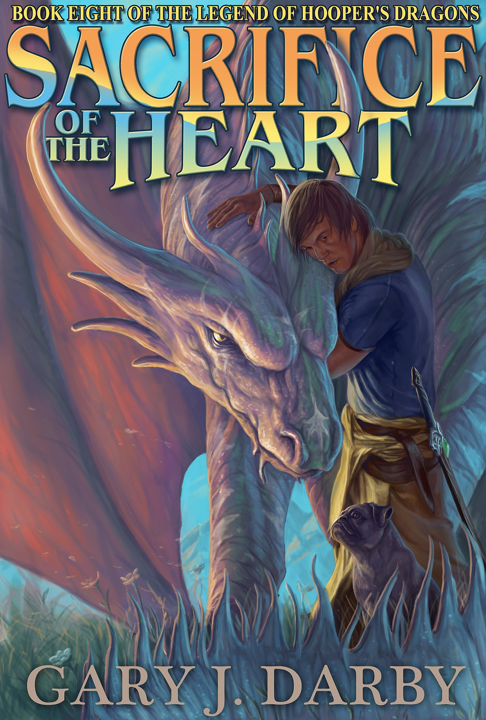 the final book in the series The Legend of Hooper's Dragons