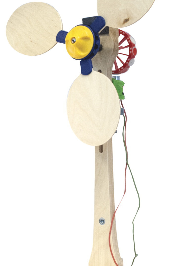 CPO Science Wind Turbine | kitlibrary