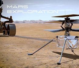 CSAAU001 - Mars Exploration