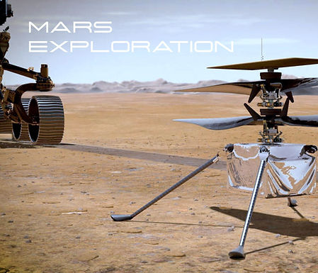 CSAAU001 - Mars Exploration