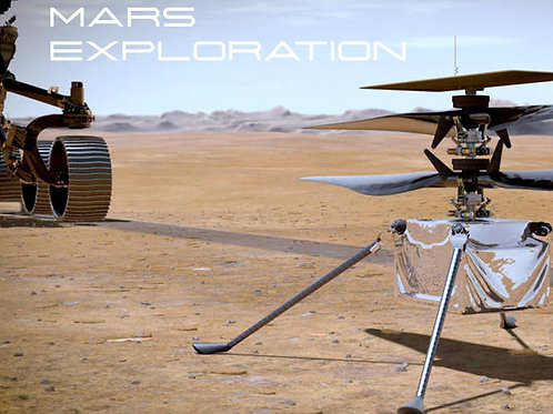CSAAU008 - Mars Exploration