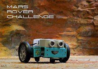 Robotics Coding Mars Rover Course Main 1