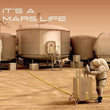 CSAAU010 - It's A Mars Life