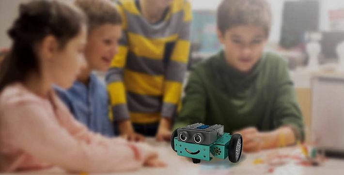 FlipRobot Academy Kids Robotics Course 1