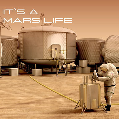 CSAAU019 - It's A Mars Life