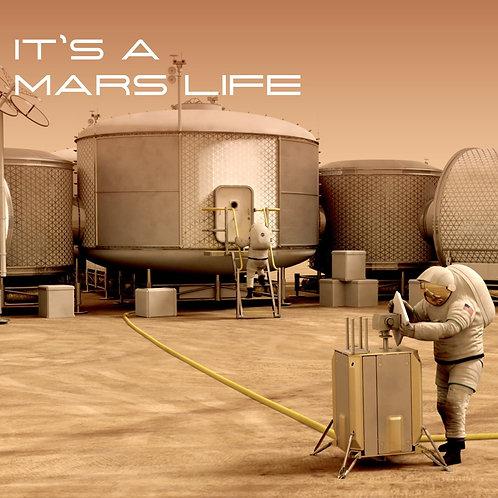 CSAAU006 - It's A Mars Life