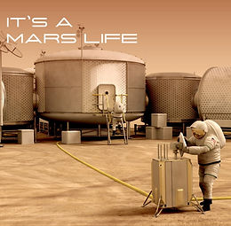 CSASG012- It's A Mars Life