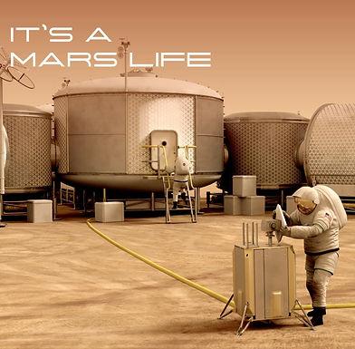 CSASG012- It's A Mars Life