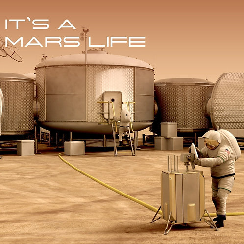 CSAMY004- It's A Mars Life