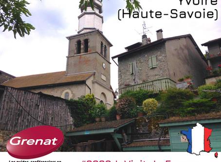 L'église d'Yvoire en Haute-Savoie (74) par Emilie BISSARDON