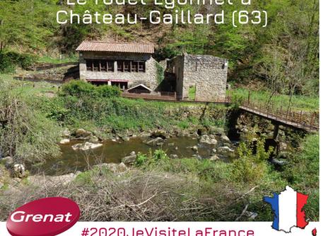 Le rouet Lyonnet à Château-Gaillard dans le Puy-de-Dôme (63) par Manon MURAT