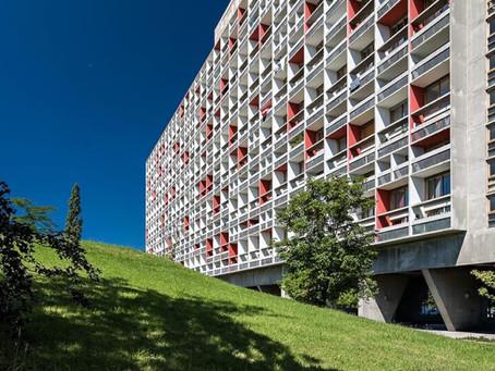 Site Le Corbusier à Firminy dans la Loire (42) par Lauren JOUVENT