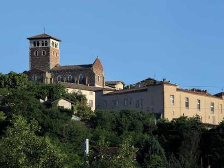 L'ancien prieuré de Ternay, dans le Rhône (69), par Clémence Guézennec