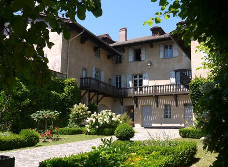 Le Musée Hector Berlioz, à La Côte Saint-André, en Isère (38), par Steve VACHET