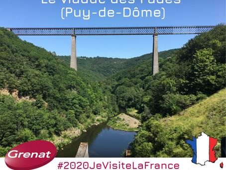 Le viaduc des Fades dans le Puy-de-Dôme (63) par Alexandra TOCCACIELLI