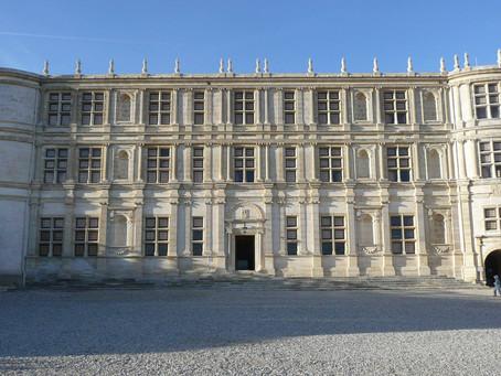 Le Château de Grignan, dans la Drôme (26), par Ghislain Boissonnier-Pons