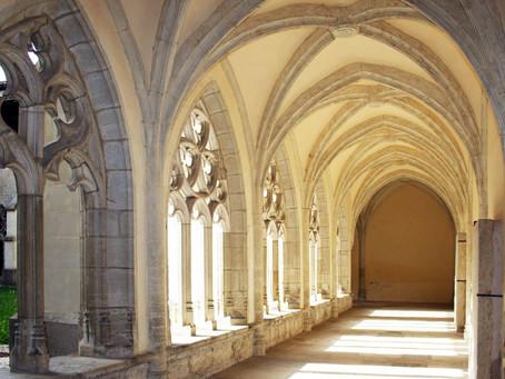 L'Abbaye d'Ambronay, dans l'Ain (01), par Lauren Jouvent-Pollet