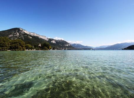 La Fête du Lac d'Annecy, en Haute-Savoie (74), par Émilie Bissardon.