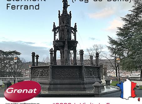 La Fontaine d'Amboise à Clermont-Ferrand dans le Puy-de-Dôme (63) par Iris LUCAND