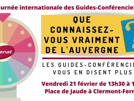 Journée internationale des Guides en Auvergne-Rhône-Alpes