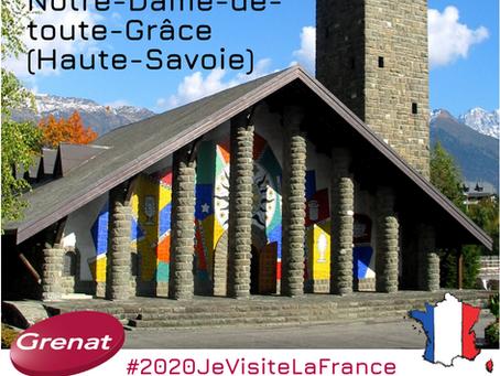 L'église Notre-Dame-de-Toute-Grâce en Haute-Savoie (74) par Ghislain BOISSONNIER-PONS