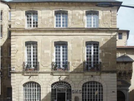 L'Hôtel de Clérieu, à Romans-sur-Isère, dans la Drôme (26), par Ghislain Boissonnier-Pons