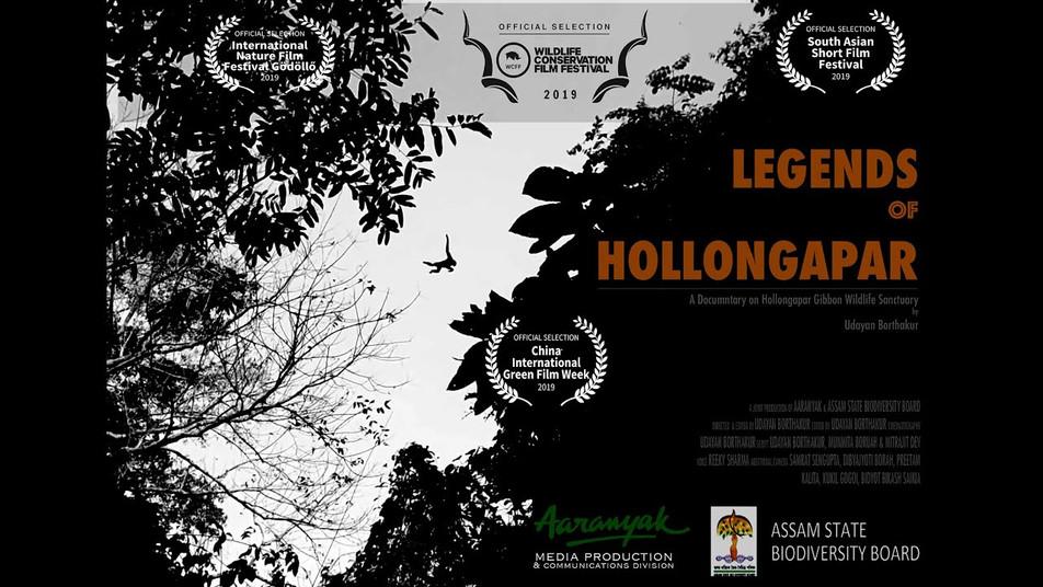 Legends of Hollongapar