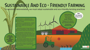 Sustainable and Eco-friendly Farming