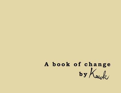 A book of change